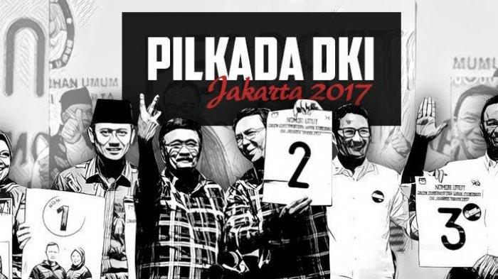 Ini Hasil Quick Count Pilkada DKI Jakarta dari 5 Lembaga Survei