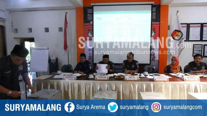 Ribuan Lembar Undangan Memilih Tidak Terdistribusikan saat Pilkada Kota Malang