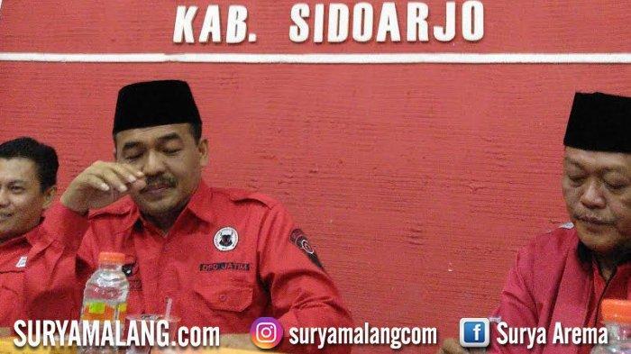 Ketua PDIP Sidoarjo Bilang Punya Segudang Calon Bupati tapi Tak Sebut Nama Sama Sekali
