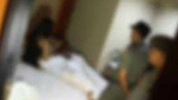 PILU Suami Polisi Seret Istri, Kepergok Asyik Berduaan Sama Teman di Kamar, Kondom & Tisu di Ranjang