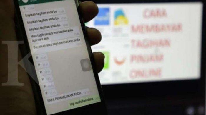 Curhatan Para Korban Pinjaman Online (Pinjol), Mulai Disuruh Jual Istri sampai Ingin Cerai