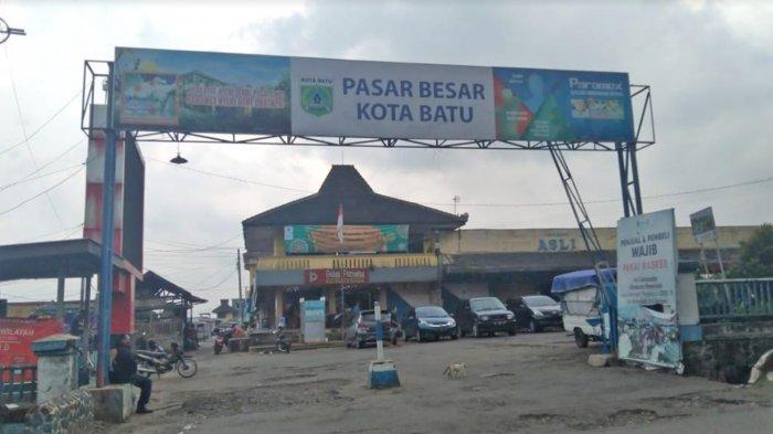 Pemkot Tunggu DIPA Pembangunan Pasar Besar Kota Batu