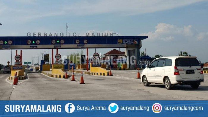 Waspadai Exit Tol Madiun Saat Mudik Lebaran 2019, Ada Pergeseran Titik Kemacetan di Area Madiun