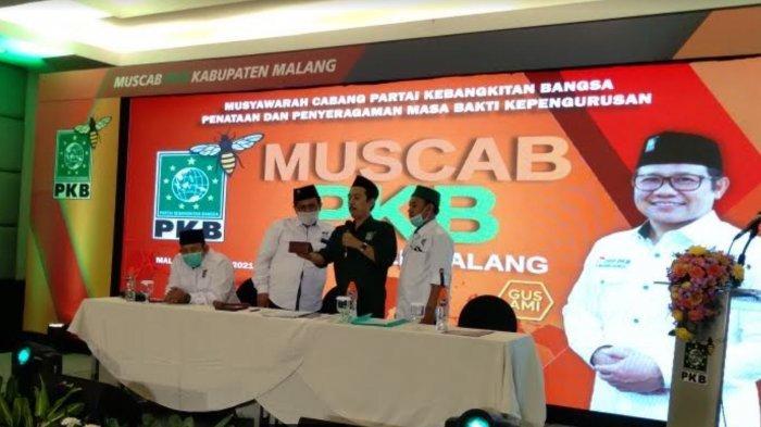 Gus Kholik Resmi Pimpin DPC PKB Kabupaten Malang, Tambah Perolehan Kursi di DPRD jadi Pesan Titipan