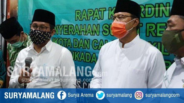 Perang Bintang di Pilwali Pasuruan, Head to Head Gus Ipul-Adi Widodo Vs Teno-Moch Hasjim Asjari