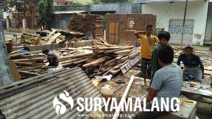 Pelebaran Jalan Dua Arah Ki Ageng Gribig Kota Malang Terancam Terhambat Karena Ini