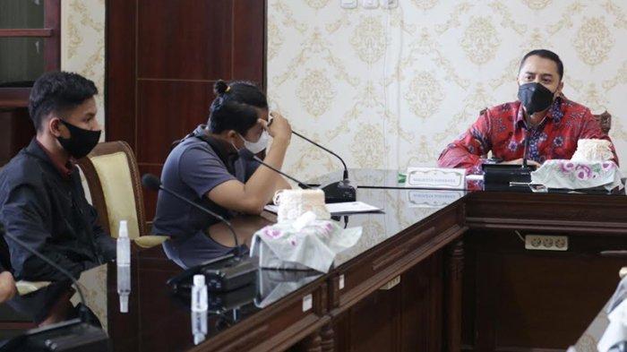 Temui Wali Kota Eri Cahyadi, PKL di Surabaya Minta Jam Buka Ditambah