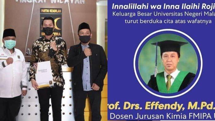 Berita Malang Hari Ini Jumat 11 September: Keputusan PKS di Pilbup & Peraih Habibie Awards Meninggal