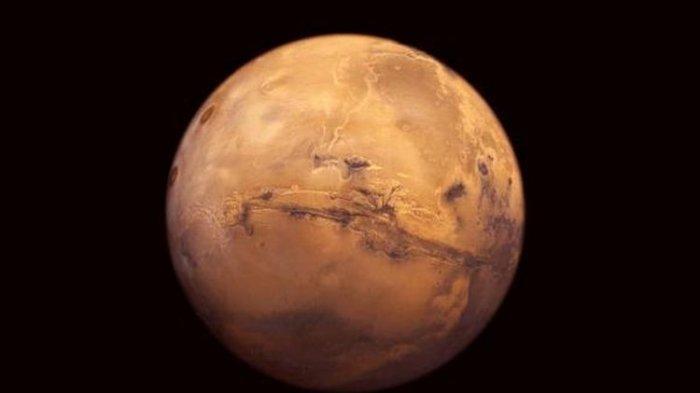 NASA Temukan Kejadian Aneh di Planet Mars, Ada Suara Misterius dan Penampakan Benda Asing, Alien?