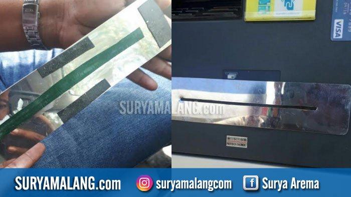Ngaku Pengusaha dari Brunei, Komplotan Ramzi Bilal Beraksi di Surabaya, Bobol ATM Rp 61 Juta