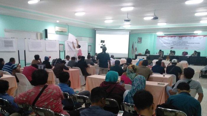 Rekapitulasi Suara Partai Dan Caleg DPRD Jatim Di Sidoarjo, PKB Juga Mendominasi Perolehan Suara