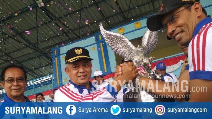 Dominasi Perolehan Medali Emas, Kecamatan Singosari Juarai Porkab Malang VII