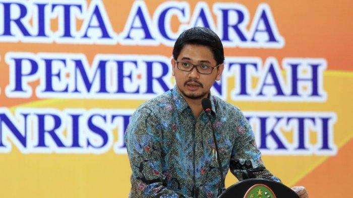 Plt Wali Kota Pasuruan Beri Selamat untuk Jokowi dan Ma'ruf Amin