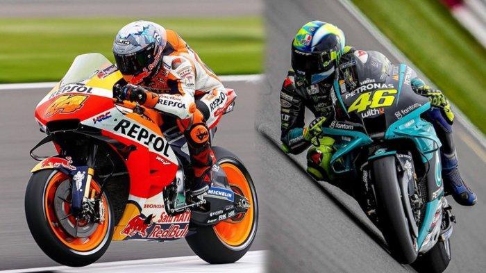 Jadwal Siaran Langsung & Posisi Start MotoGP Inggris 2021, Pol Espargaro Pole, Valentino Rossi ke 8