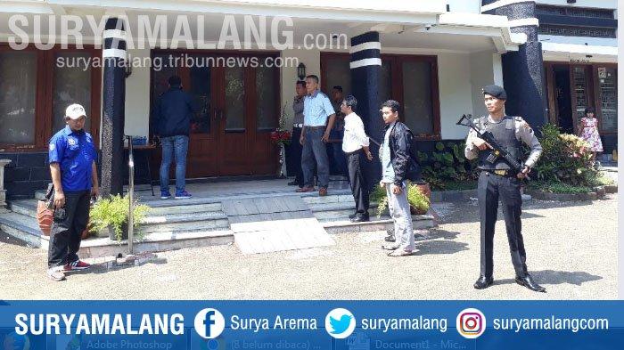 Bom Meledak di 3 Gereja Surabaya, Kapolres Malang Kota Datangi  Gereja