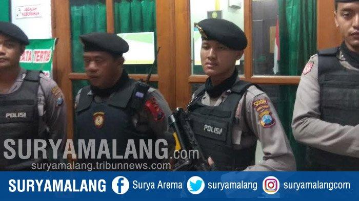 95 Polisi Jaga Sidang Kades Sampangagung Di PN Mojokerto, Terkait Pidana Pemilu