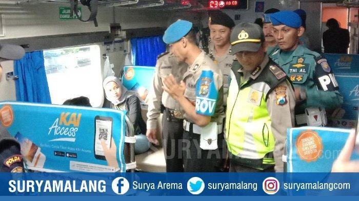 Polisi Kembali Gelar Operasi Penyekatan Suporter di Kota Malang