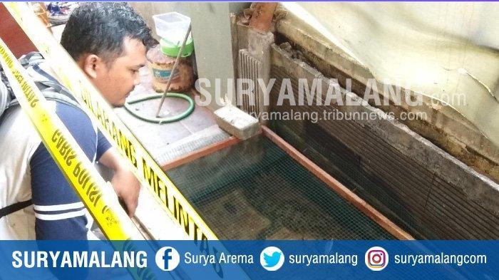 Selain Buaya, Polisi Juga Sita Tanaman Ganja dan Sabu-sabu di Rumah Warga Kota Blitar