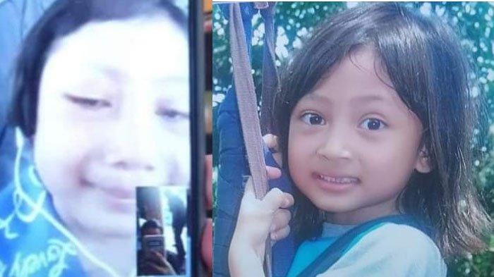 Polisi menemukan Nessa Alanna Karaissa alias Ara (7) di Pasuruan, Sabtu (27/3/2021) dini hari.