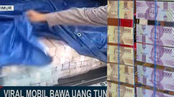 Fakta Uang 2 Miliar Milik Orang Sidoarjo, Diangkut Mobil Grand Max Ditutup Terpal Tanpa Dikawal
