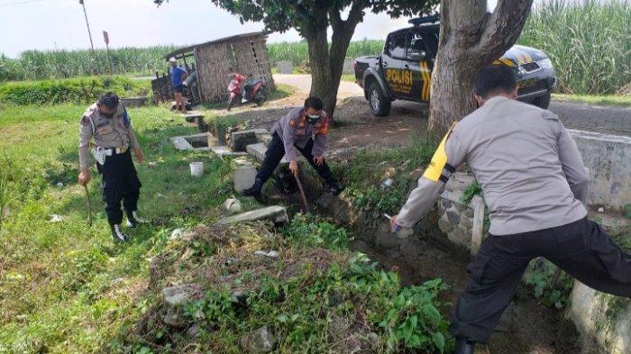 Pamit Ziarah ke Makam Kakek, Siswa SMP Tewas di Parit di Sidoarjo, Diduga Jadi Korban Begal