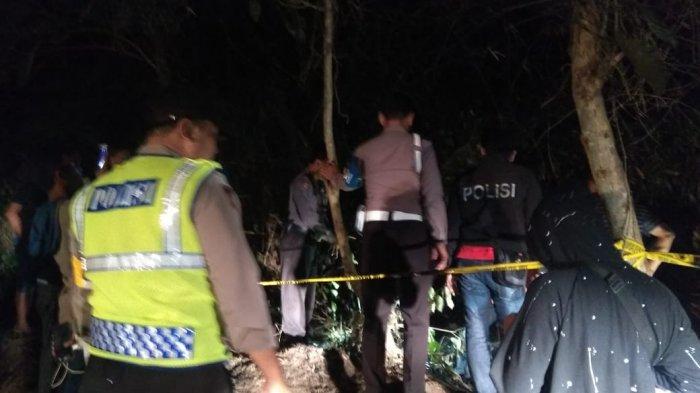 Polisi Berusaha Mengungkap Kasus Penemuan Tengkorak Manusia Terbakar di Persawahan Kabupaten Kediri