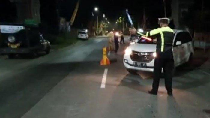 Info Mudik Blitar, 6 Mobil Luar Kota Disuruh Putar Balik
