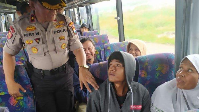 Razia di Terminal Arjosari Kota Malang, Polisi Tak Temukan Suporter ke Blitar