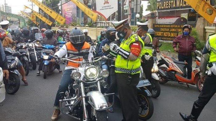 Kena Tilang Operasi Simpatik 2020 di Kota Malang? Catat! Sidang Tilang Digelar 30 Juli 2020