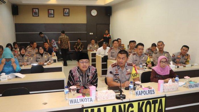 Polri dan Kejaksaan akan Awasi Dana Sosial di Kota Malang