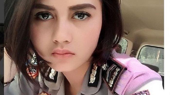 Bripda Ismi, Polwan Cantik yang Bikin Warganet Ingin Ditilang saat Liburan