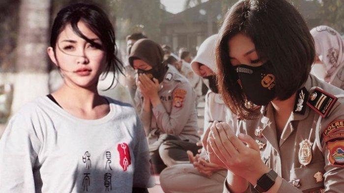 Masih Ingat Polwan Cantik Viral Ini? Kabar Terbaru Rita Yuliana Setelah Balas Chat dengan Iwan Fals