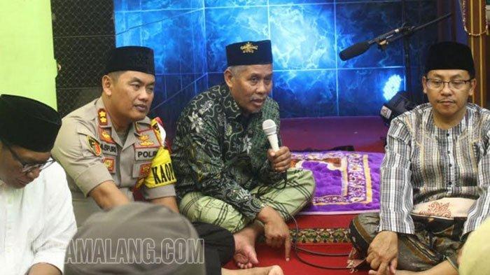 GALERI FOTO - Kapolres Malang Kota Dampingi Wali Kota Malang Safari Ramadan ke Pondok Sabilurrosyad