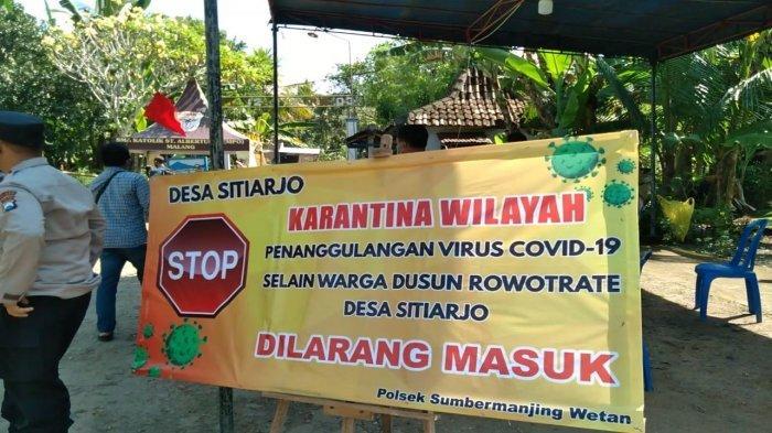 Penambahan Bed Pasien Isolasi Mandiri dan Dinamika Penanganan Covid-19 di Kabupaten Malang