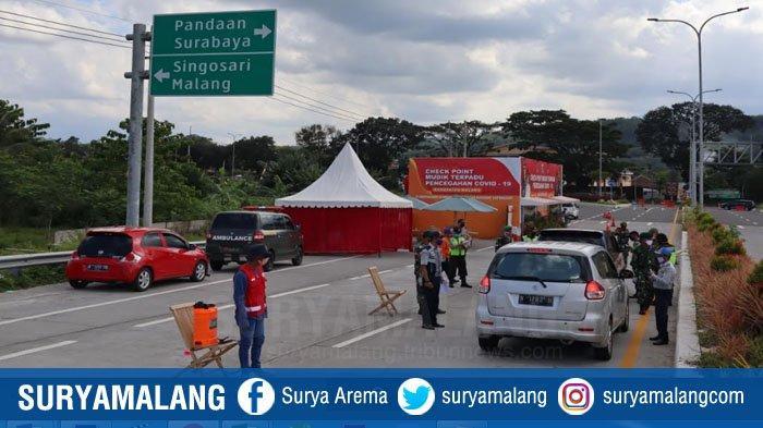 Dilarang Mudik Lebaran, Tapi Warga Asal Malang Boleh Aktivitas di Batu, Pasuruan, dan Probolinggo