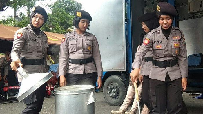 Antisipasi Terjadinya Bencana di Kota Blitar, Polisi Dirikan Posko Siaga Bencana