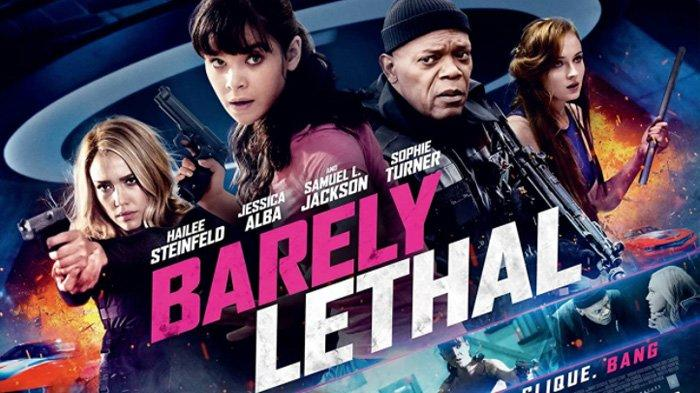 Poster Barely Lethal (2015)