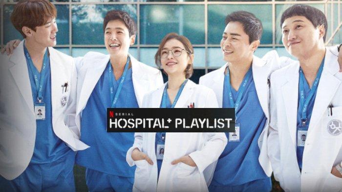 Poster nonton drakor Hospital Playlist season 2 Netflix
