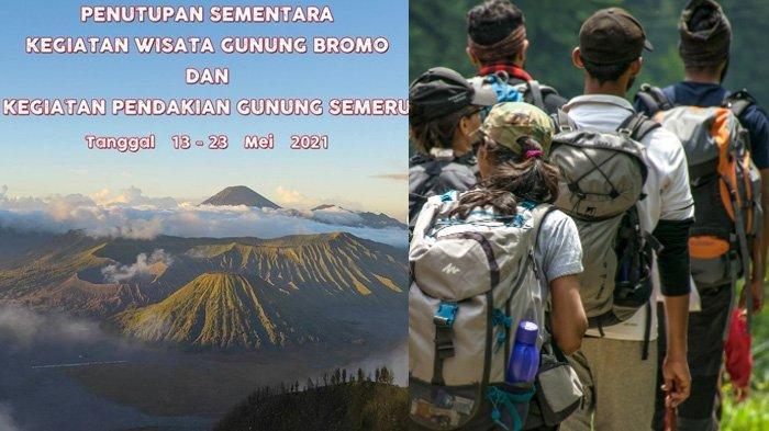 INFO Pendakian Gunung Semeru Tutup Seminggu, Tanggal 26 dan 27 Mei Kuota Mulai Dibuka