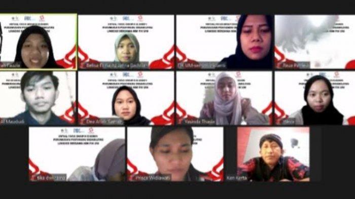 IKM FIK Universitas Negeri Malang Bahas Perumusan Posyandu Disabilitas