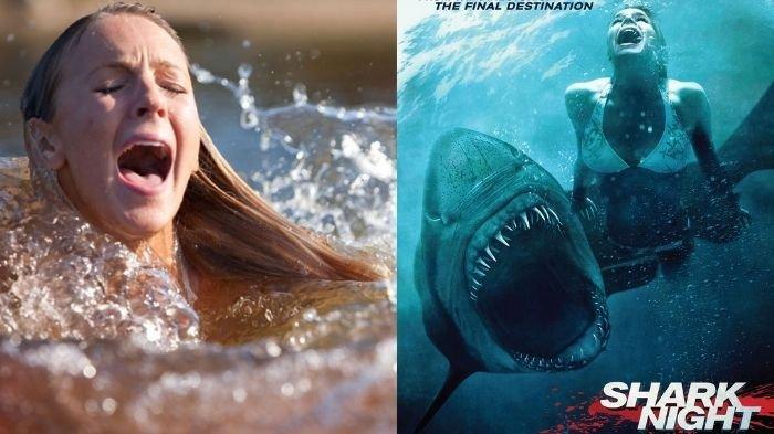 Jadwal Acara TV Hari Ini Sabtu 3 Juli 2021, Lengkap Sinopsis Film Shark Night Tayang di Trans TV