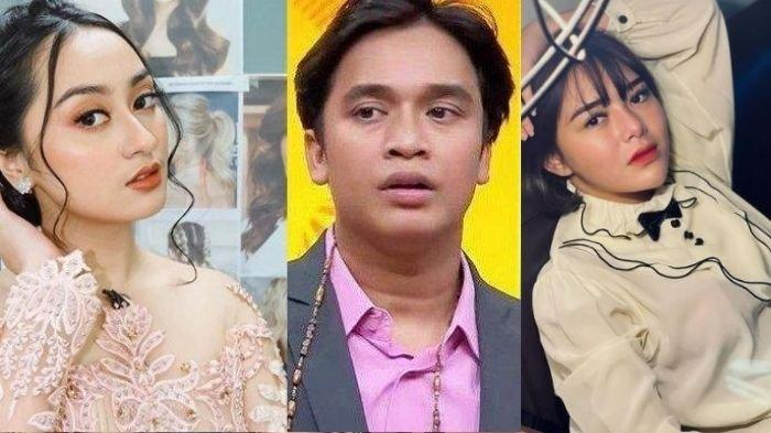 Potret Amanda Manopo, Billy Syahputra dan Memes Prameswari