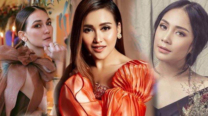 Potret Ayu Ting Ting Disandingkan dengan Luna Maya dan Nagita Slavina, Sang Fotografer Diprotes