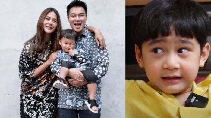 Reaksi Tak Terduga Kiano Saat Rafathar Ngamuk Tunjuk-tunjuk Baim Wong, Anak Paula Sampai Lakukan Ini