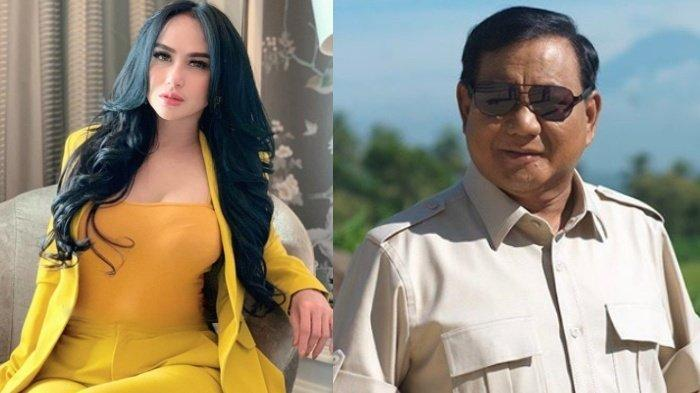 Intip 8 Potret Bebizie, Pedangdut Viral yang Ngebet Jadi Istri Menteri Pertahanan Prabowo Subianto