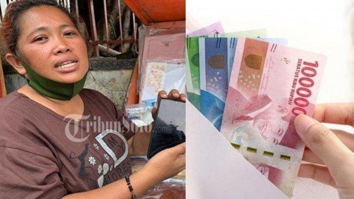 Aksi Tak Terduga Pedagang Amplop Temukan Uang Rp 16 Juta, Sempat Tunggu Pemilik, Begini Ujungnya