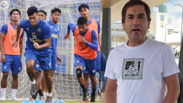 Berita Arema Populer Jumat 21 Mei 2021: Aremania Ragukan Eduardo Almeida & Intip Latihan Perdananya