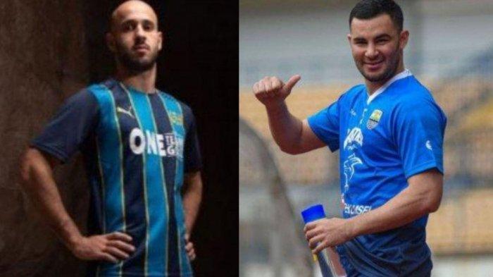 Perbedaan Mohammed Rashid dan Farshad Noor di Persib Bandung, Eks Timnas Palestina Lebih Beruntung
