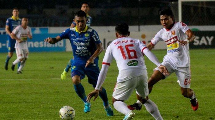 Jelang Piala Menpora 2021, Persib Amankan 2 Kiper, Ini Daftar Pemain yang Kembali ke Maung Bandung