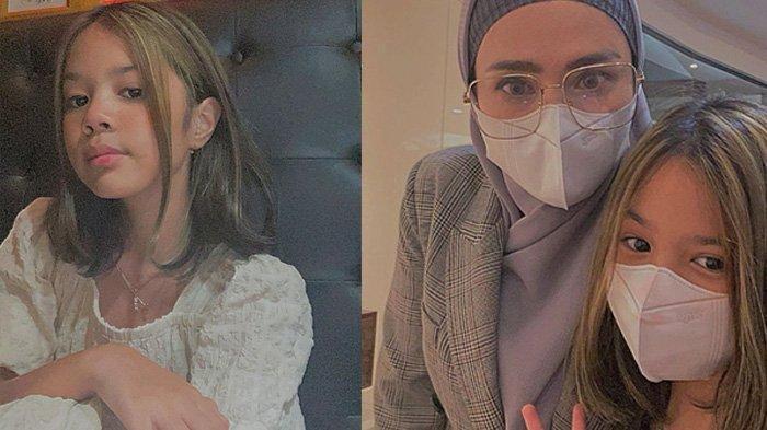 Gaya ABG Safeea Ahmad Putri Mulan Jameela yang Mulai Besar, Intip Foto-fotonya yang Modis dan Cantik
